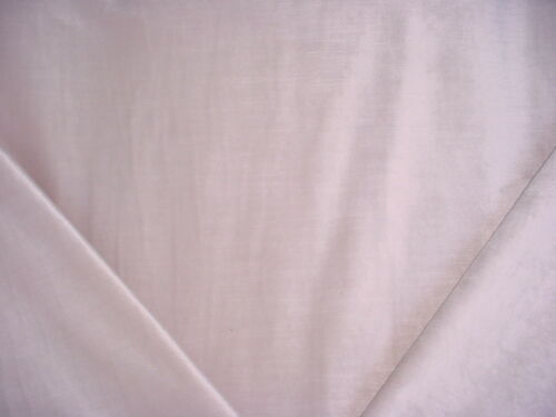 11-3/8Y BUTTERY SOFT LEE JOFA CREAM BEIGE VELVET DRAPERY UPHOLSTERY FABRIC