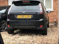 FORD FIESTA BREAKING ALL PARTS AVAILABLE