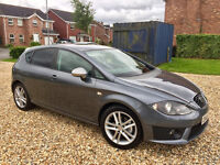 2012 Seat Leon FR TDI Facelift DSG F1 Paddleshift low miles excellent example!