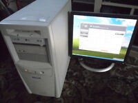MESH Minitower PC - AMD processor XP2800+