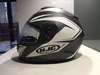 Motorbike Helmet - HJC IS17 Model - Large Size