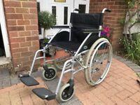 Like New Days Wheelchair
