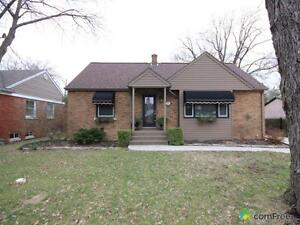 $249,900 - Bungalow for sale in Windsor