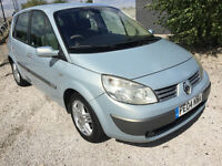 2004 renault Scenic Privilege 16V A automatic 1.6 long mot Air con good driver clean auto
