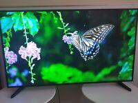 Samsung 49 Inch 4K HDR Ultra HD Smart LED TV (Model UE49NU7100)!!!