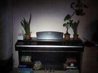 Digital piano yamaha