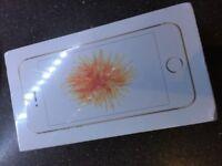 Apple iPhone SE - 32GB - Rose gold (Unlocked) Brand New & Sealed
