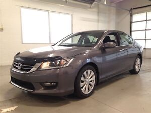 2014 Honda Accord Sedan EX-L| BACKUP CAM| LEATHER| SUNROOF| 124, Kitchener / Waterloo Kitchener Area image 3
