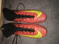 Men's football boots Nike mercurial superfly 5 Size 9