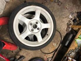 16 inch alloy wheels (mömo)