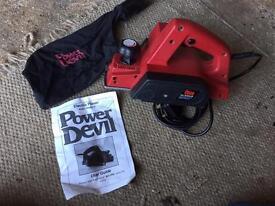 Power Devil Planer