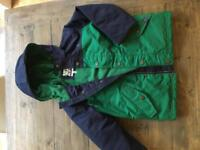 Joules boys lined jacket aged 5