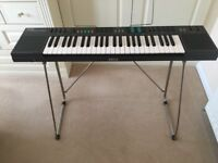 Yamaha PSR21 with stand.