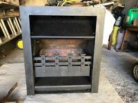 Multifuel Firebox in heavy gauge steel (used & in good condition)