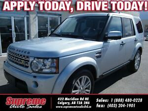 2011 Land Rover LR4 HSE LUX NAVI/360 CAMERA