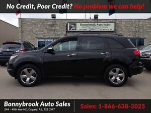 2007 Acura MDX Elite Pkg SH-all-wheel drive 7 passenger w/tech P