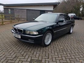 1999 BMW 728i AUTO BRC LPG System *lpg just inspected* 109k Stunning Car FSH