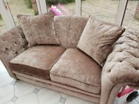 DFS Loch Leven sofa and armchair BN