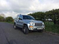 Jeep For Sale, full 12Mths MOT. Belt changed.