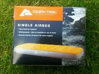 Ozark trail single airbed brand new sealed