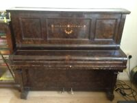 FREE UPRIGHT PIANO - COLLECTION ONLY HAMMERSMITH