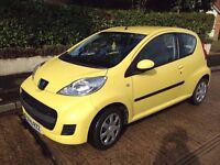 Peugeot 107 ONLY 26,000 Miles 2010
