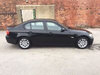 Hello for sale my lovely car bmw 3 series in black run and drive perfect in perfect condition