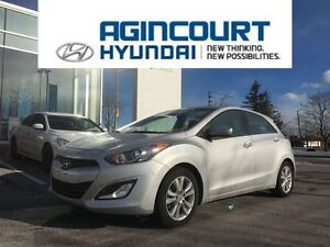 2013 Hyundai Elantra GT GLS/PANO ROOF/ HEATED SEATS/OFF LEASE