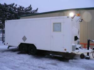 Office / Jobsite 24 1/2' x 8' Trailer $14950 or OBO