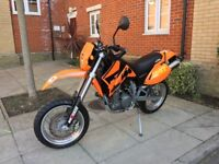 KTM LC4 in perfect condition