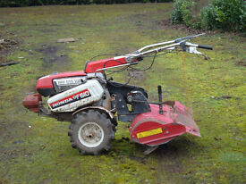 HONDA F610 PRO 6 SPEED AND REVERSE ROTOVATOR HI-LO GEARBOX UNSTOPABLE SUPER PWERFUL