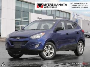 2013 Hyundai Tucson Limited AWD at