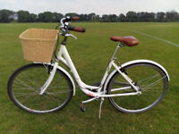 Raleigh Caprice City Ladies bike offers welcome!