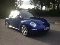 2006 VW BEETLE 1.9 TDI IMMACULATE CONDITION ONLY 85000 MILES