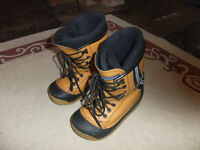 Shark Modes 'Rumours' boots - size 4 (37)