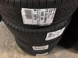 215/60/16 Michelin Primacy MXV4 *Allseason Tires*