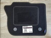 Brand New Ford Mondeo Front Car Mats (2015 - 2019)