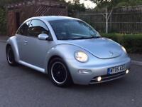 VW beetle 2005 (05reg) Full service history 2 Keys 3 Door lovely car 1.9 tdi Bargain HPI clear !!