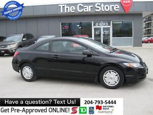 2010 Honda Civic DX-G (A5) - 1 OWNER, RELIABLE, CLEAN TITLE