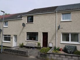 2 Bedroom House to Let in sought after residential area of Forfar