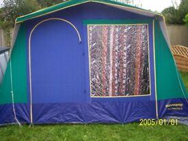tent with gazebo