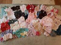 Baby girls clothes 0-6mths