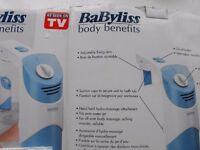 BaByliss Body Benefits Bath Jet Spa