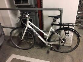2012 Specialized Vita Sport Ladie Bike: Second-hand
