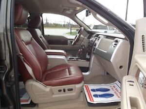 2009 Ford F-150 KING RANCH,CREW,4X4,LEATHER,ONLY 155 KM!! Kitchener / Waterloo Kitchener Area image 13