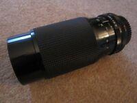 Vivitar Series 1 Macro Focusing Zoom Lens 70 - 210 1:3.5