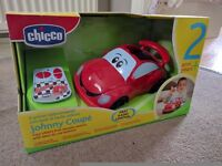 Chicco Jonny Coupe My first Remote Control