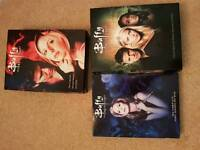 Buffy the Vampire Slayer dvd series 1-3 Region 1