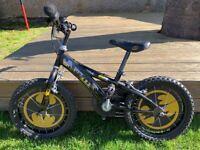 Kids Batman Bike 16 inches