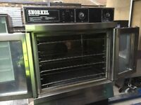 CATERING COMMERCIAL CONVECTION GAS OVEN CUISINE CAFE SHOP TAKE AWAY CUISINE KITCHEN RESTAURANT KEBAB